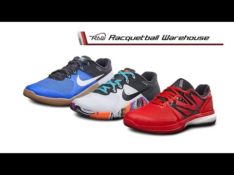 c0ab12c7b67c7 New Nike And Adidas Shoe Arrivals At Racquetball Warehouse - YT