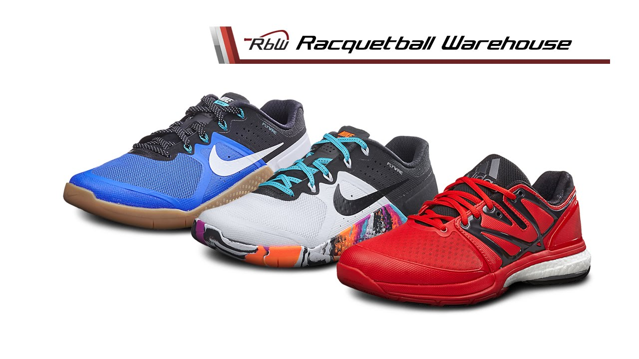 New Nike and Adidas Shoe Arrivals at Racquetball Warehouse YouTube
