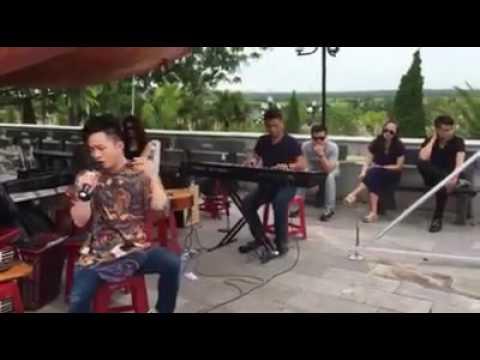 Tình ca - Tùng Dương live Nghĩa trang Đường 9