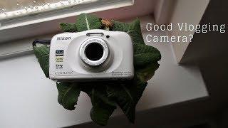 Waterproof Camera Nikon Coolpix W100
