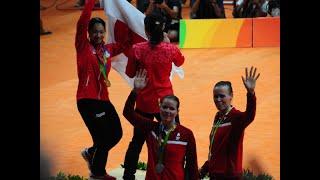 日本オリンピックバドミントン初金メダル thumbnail