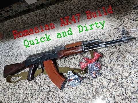 Romanian AK Build  (Battlefield Pickup)