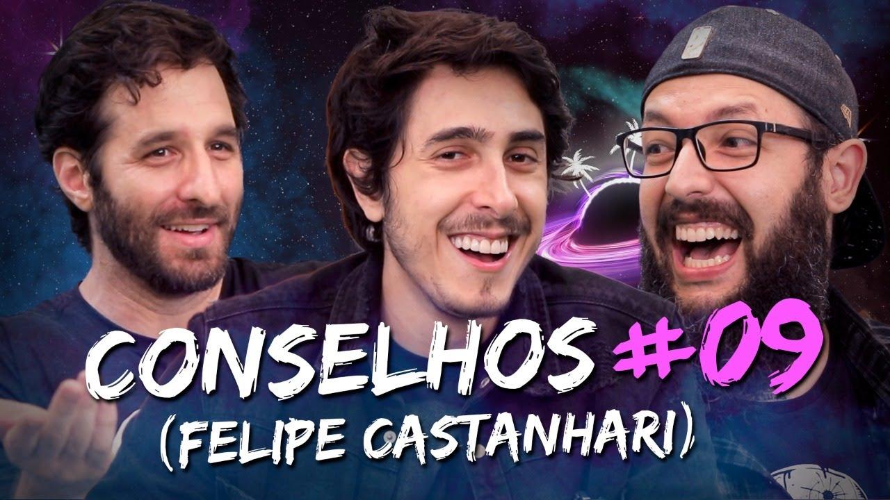 HOMEM TEM MEDO DE MULHER DECIDIDA Com Felipe Castanhari