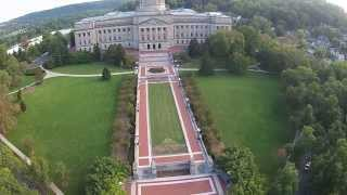 DJI Phantom2 Vision plus Frankfort, KY mixed three videos together here