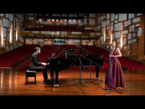 Grandes arias de la ópera italiana. Concierto 1