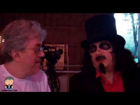 """On the Beat with Svengoolie at Resistance Pro's """"Welcome to My Nightmare"""""""