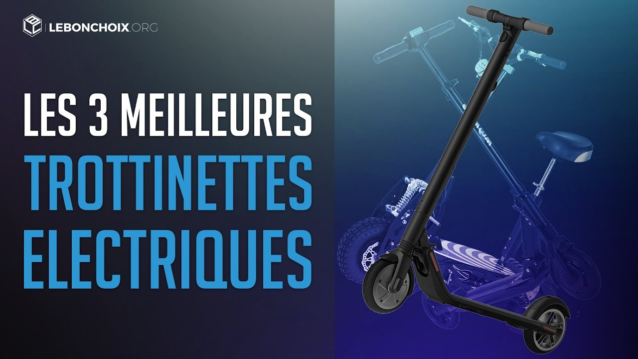 top 3 meilleure trottinette electrique 2019 comparatif. Black Bedroom Furniture Sets. Home Design Ideas