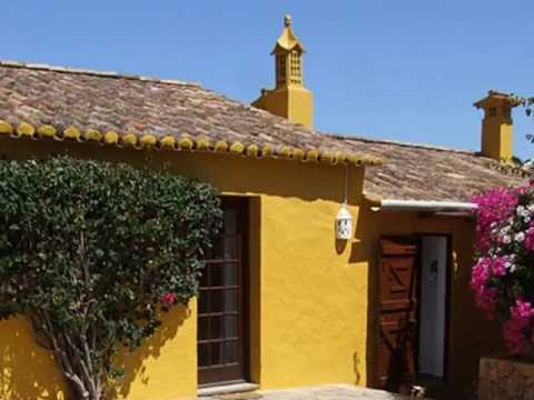 Casa Tio Manuel - Small Algarve villa with pool in very quiet rural setting 6 kms to Lagos beaches