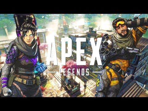 ???? Apex Legends— Вечернее тащилово 1215 kills - 64 wins