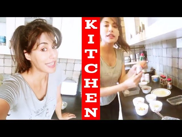 Bollywood Actress Chitrangada Singh's MAKES DELICIOUS Food In Her Kitchen