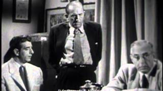 FEDERAL MEN.  The Case of The Slippery Eel. 1955 FBI Crime Drama  / TV Episode