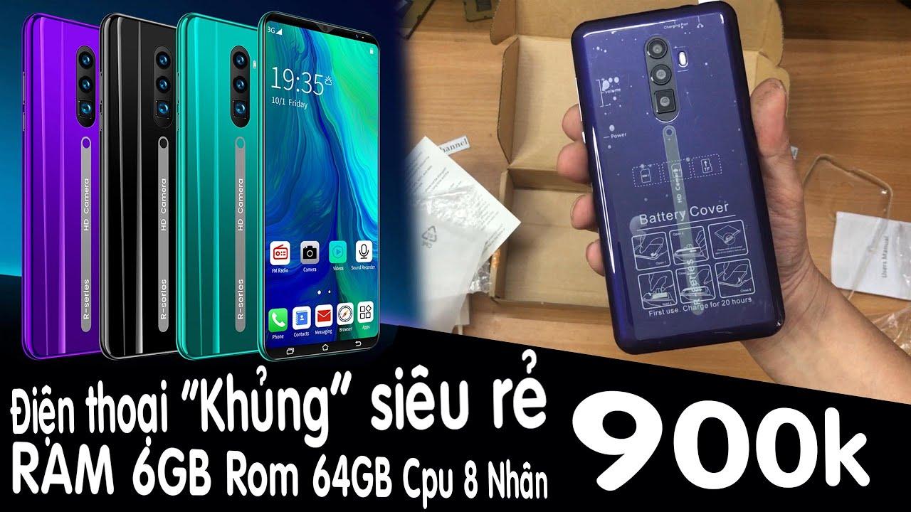 Thử mua smartphone khủng 900k cpu 8 nhân ram 6gb rom 64gb trên mạng và cái kết điếng người