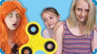 Crazy Kids Загипнотизировали Маму Фиджет Спиннером Мамочка поет рэп Crazy Kid Hypnotized Mom Spinner