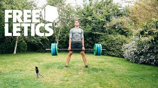 Freeletics Gym App Review - (AD)