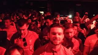 Si senor! Bobby Firmino song in Barcelona boss session by kieran molyneux