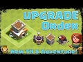 New TH 8 Upgrade Order from the Beginning | Clash of Clans