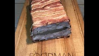 Террин из индейки с печенью и фисташками: рецепт от Foodman.club
