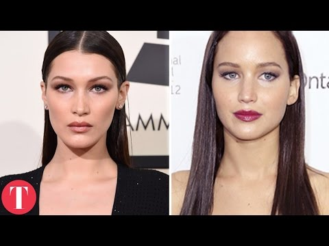 Thumbnail: 10 Celebs You Never Noticed Look A Lot Alike