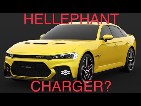 Dodge Charger Angel Is Coming Hellephant Crate Youtube