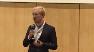 IPDC Talks - Speaker Rutger Bregman on SDG8: 'Decent Work & Economic Growth' thumbnail