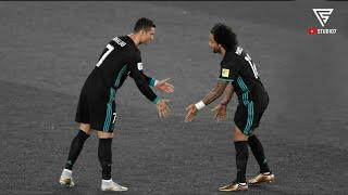 7 Kali Ronaldo & Marcelo Permalukan Club Besar