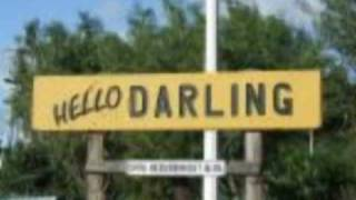 HELLO DARLING -- LYNN ANDERSON  (See description for the Lyrics)