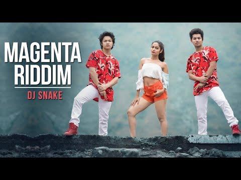 DJ Snake - Magenta Riddim   LiveToDance with Sonali Ft. Ricki & Sarang