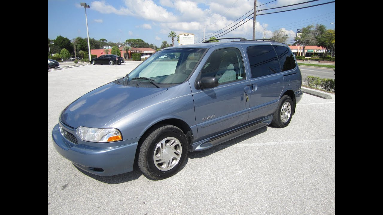 Sold 2000 nissan quest gxe meticulous motors inc florida for sale youtube