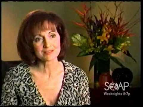 Robin Strasser on Soapography 2006