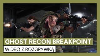 Ghost Recon Breakpoint: pierwsze wideo z rozgrywką