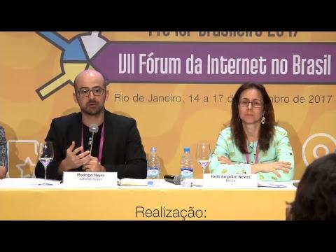 [VII FórumBR] Desafios p/ uso seguro e responsável da Internet na Ed. Básica
