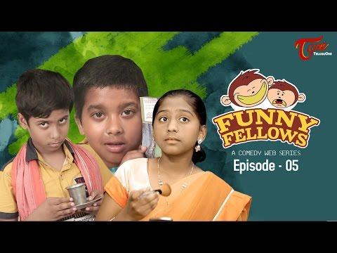 FUNNY FELLOWS | Kids Comedy Skits | Part #5 | By Lavanya Alvala | #TeluguComedy