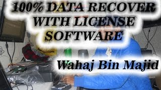 Usb External Hard Drive Data Recovery software key