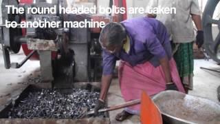 Bolt Nut manufacturing process