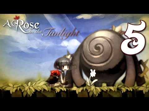 A Rose in the Twilight - NORMAL ENDING (All Memories), Manly Let's Play [ 5 ]