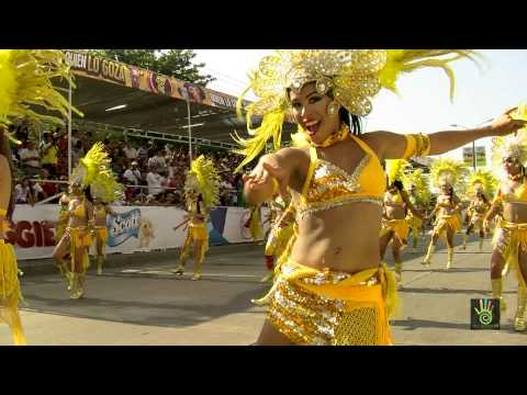 Carnaval Of Barranquilla - Colombia's Passion & Folclore In The Caribe