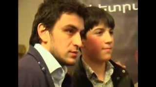 ԵԼՔ ՉԿԱ-ն Գյումրիում • ELQ CHKA-n Gyumrium Video