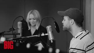Jay McGuiness & Kimberley Walsh Perform 'We're Gonna Be Fine'