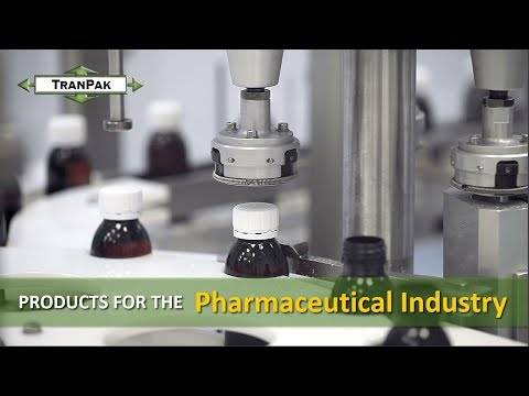 Pharmaceutical Industry Handling Products By TranPak