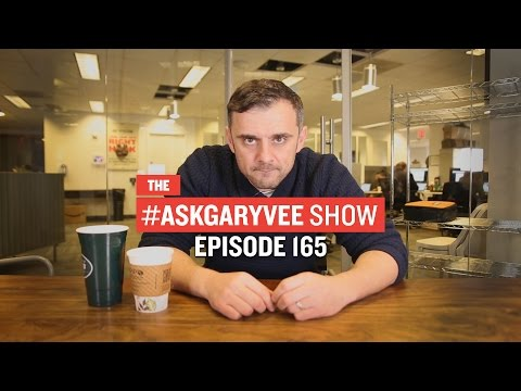 #AskGaryVee Episode 165: Billboards, Production Capacity, & Gary Gets Salty
