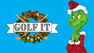 Christmas in July Golf Course! - Golf It Funny Highlights