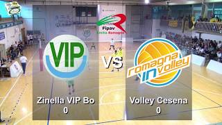 Download Playoff serie C   Zinella Vip  v/s Volley Club Cesena Mp3 and Videos