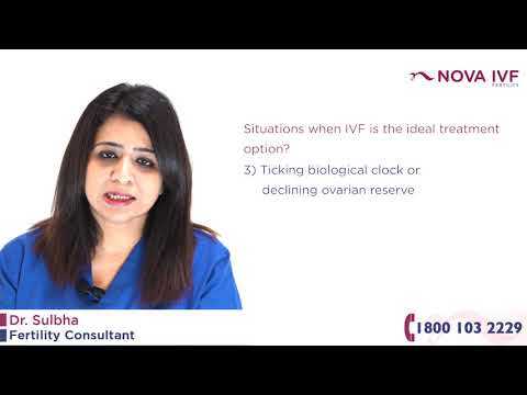 Dr. Sulbha Arora | When should one consider IVF?