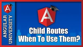 angular 2 router child routes how to setup a master detail route what are componentless routes