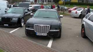 Chrysler 300C à Weinheim