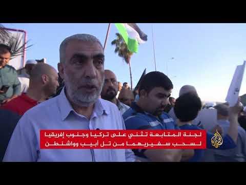 إضراب شامل بالخط الأخضر تنديدا بمجزرة غزة  - 17:23-2018 / 5 / 16