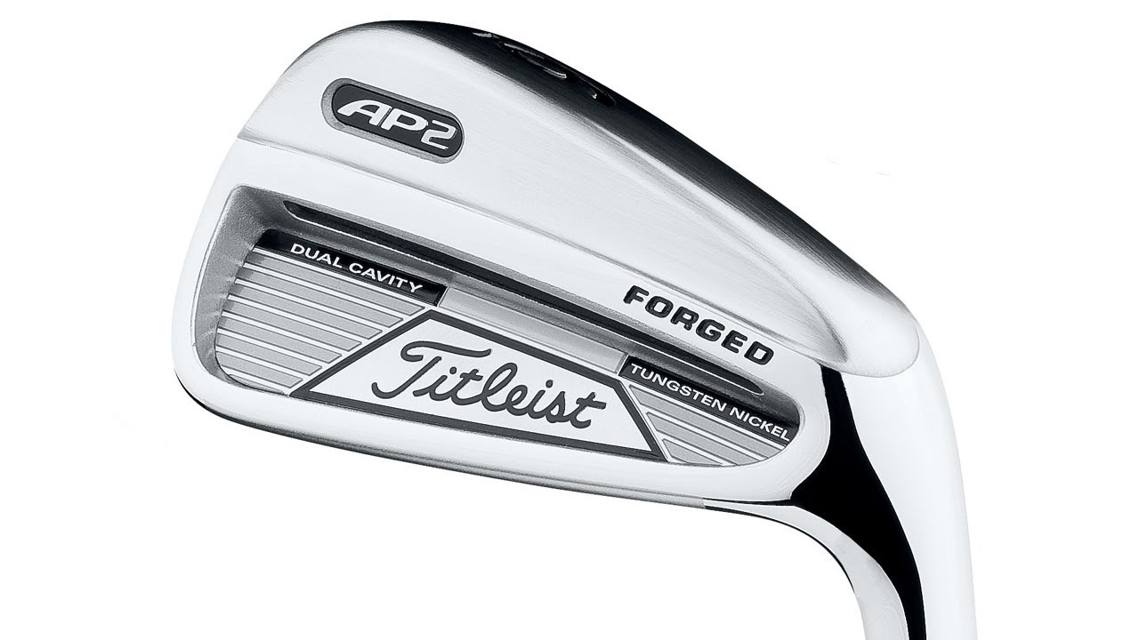 Titleist AP2 Forged Irons | Golf Club Review