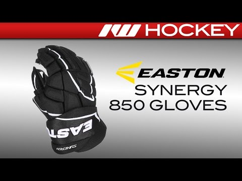 Easton Synergy 850 Hockey Gloves Review