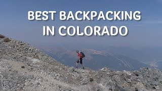 Best Backpacking routes in Colorado