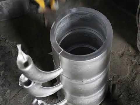 Aluminium Casting | Gravity Die Casting Process